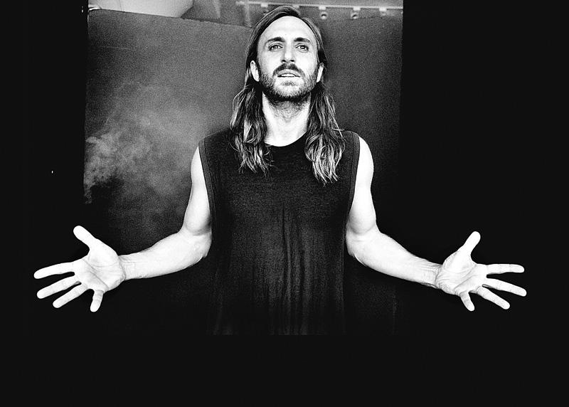 David Guetta: no line-up da segunda edição do Tomorrowland Brasil