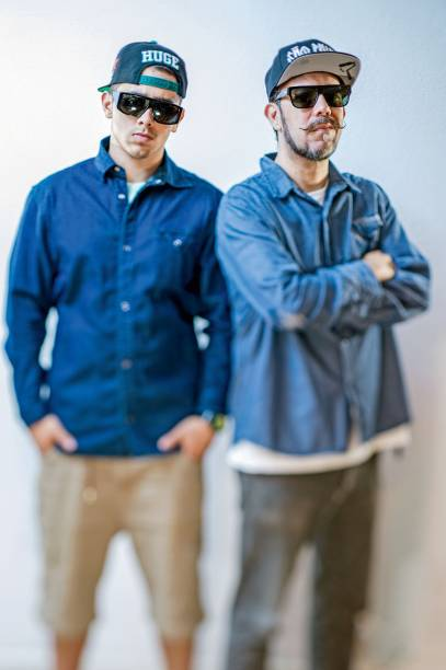 Tropkillaz: duo lança faixas de trap no festival