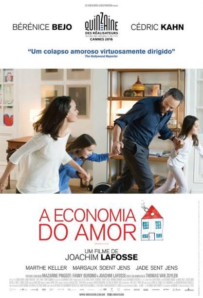 Pôster do filme A Economia do Amor