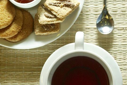 A Loja do Chá - Tee Gschwendner oferece lanche da tarde por 45 reais