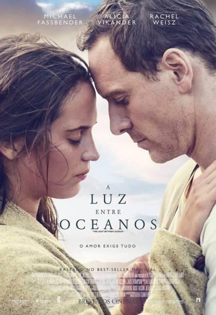 Pôster do filme A Luz Entre Oceanos