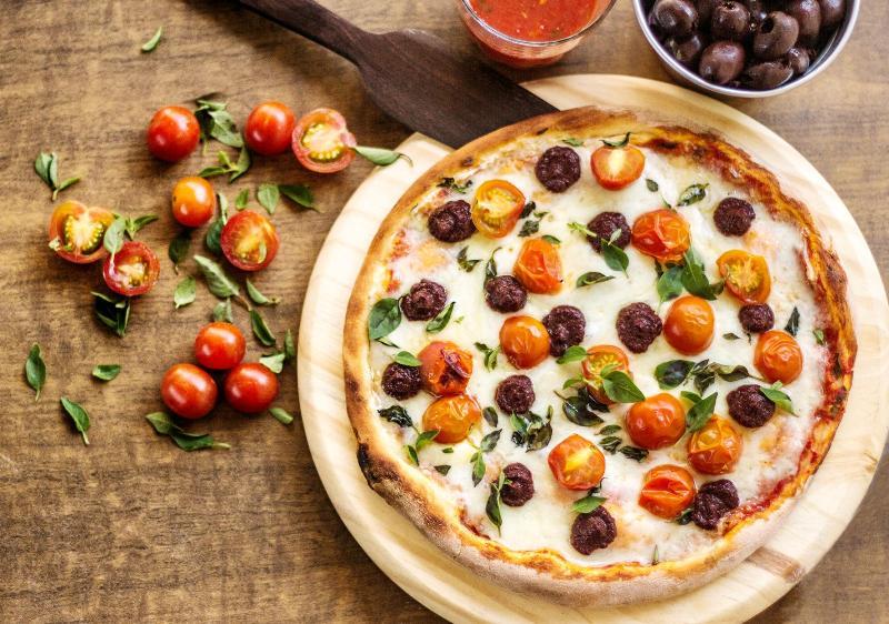 Pizzaria na Mooca é comandada pelo chef Fellipe Zanuto