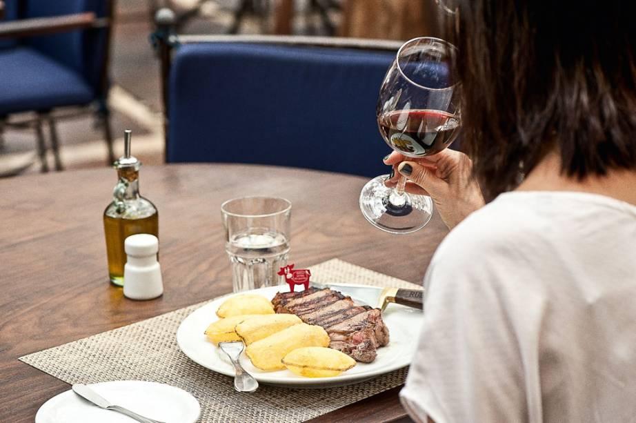 Desconto no vinho
