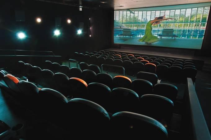 Espaço Itaú de Cinema – Shopping Frei Caneca