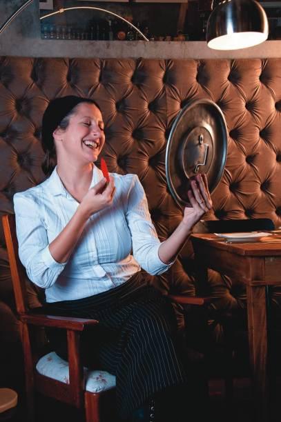 Andrea Kaufmann: capacidade de surpreender com boas receitas