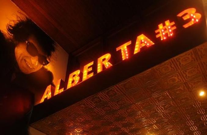 A balada Alberta #3