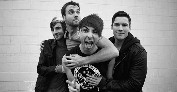 A banda All Time Low