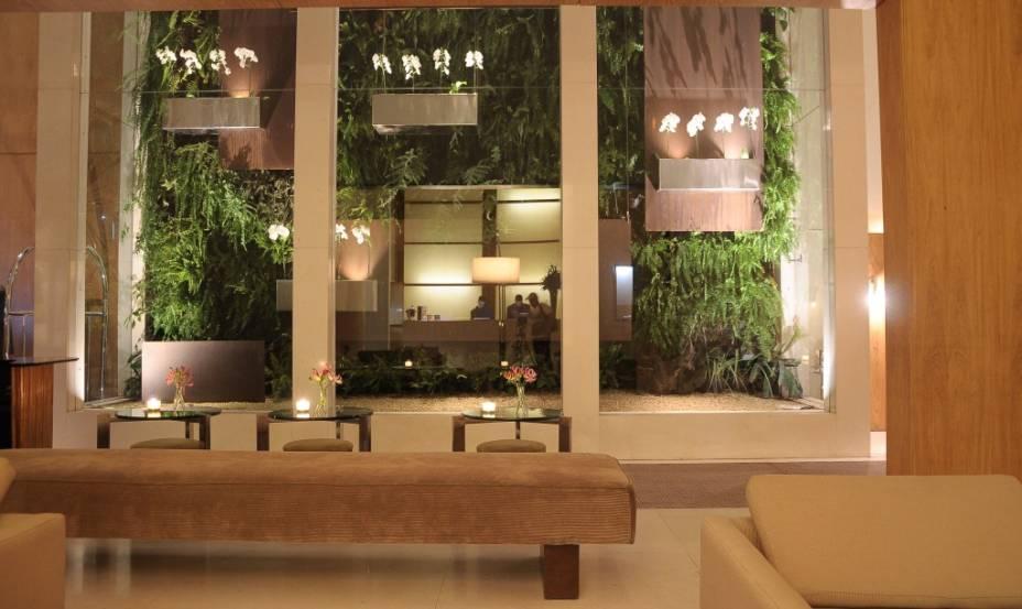Ambiente do Hotel Emiliano