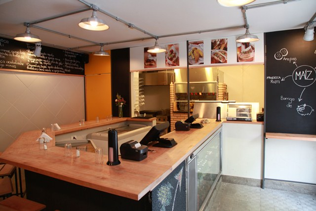 Cozinha especializada em petiscos latinos