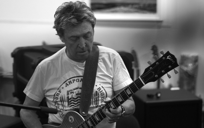 O guitarrista Andy Summers