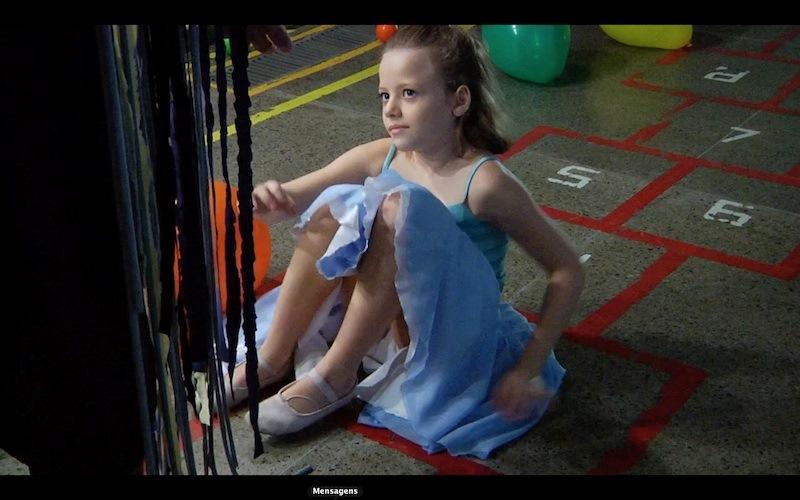 Ao Som da Chuva: sonhos e medos infantis