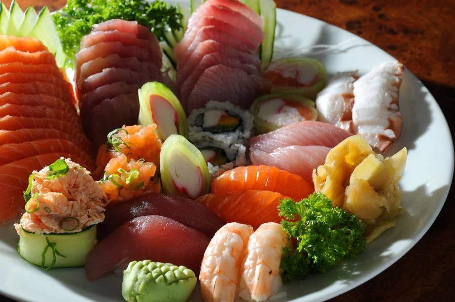 Aoyama: cozinha japonesa