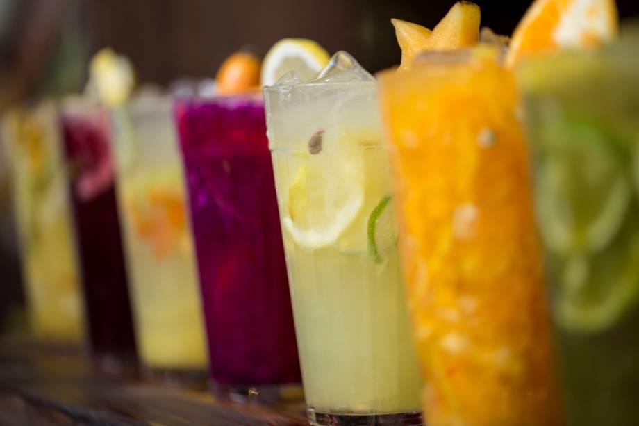 Arimbá: 5 novas limonadas