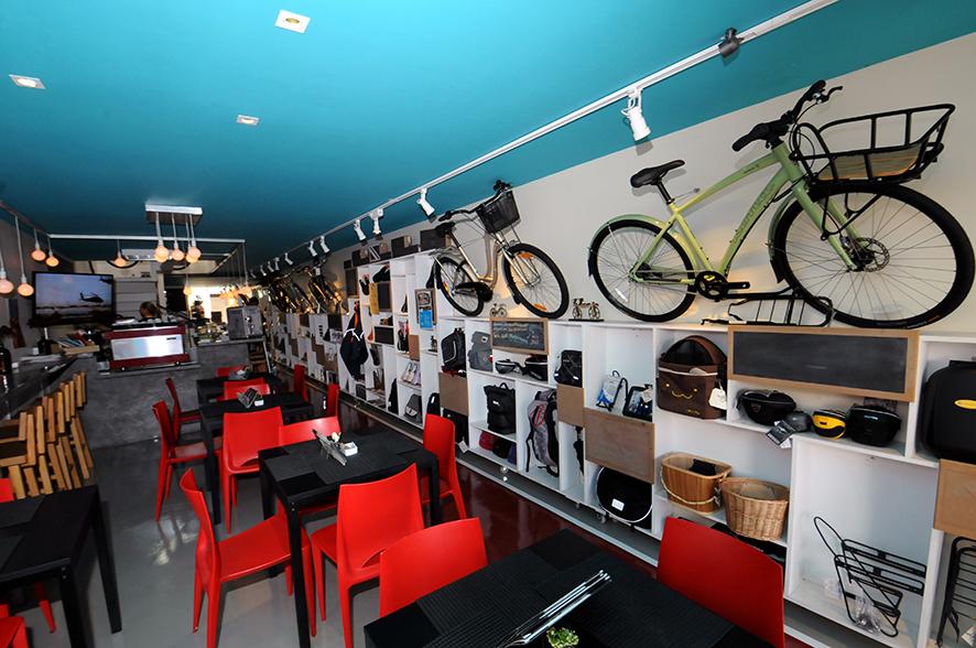 Aro 27: lojinha tem acessórios e peças de bicicleta