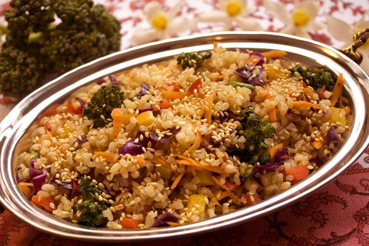 Restaurante é focado em culinária indiana lactovegetariana