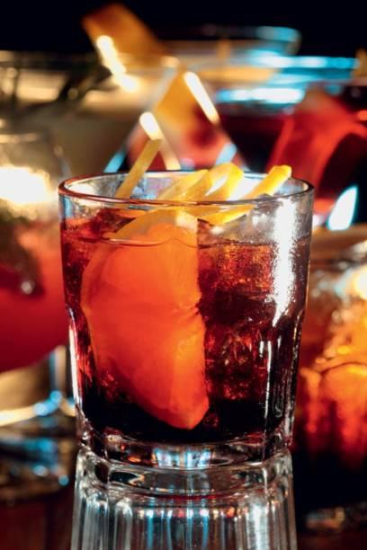O drinque italiano negroni