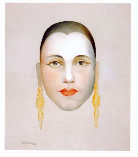 Auto-retrato: Obras apresentadas em formato 3D, permiti que os visitantes tirem fotos dentro da obra