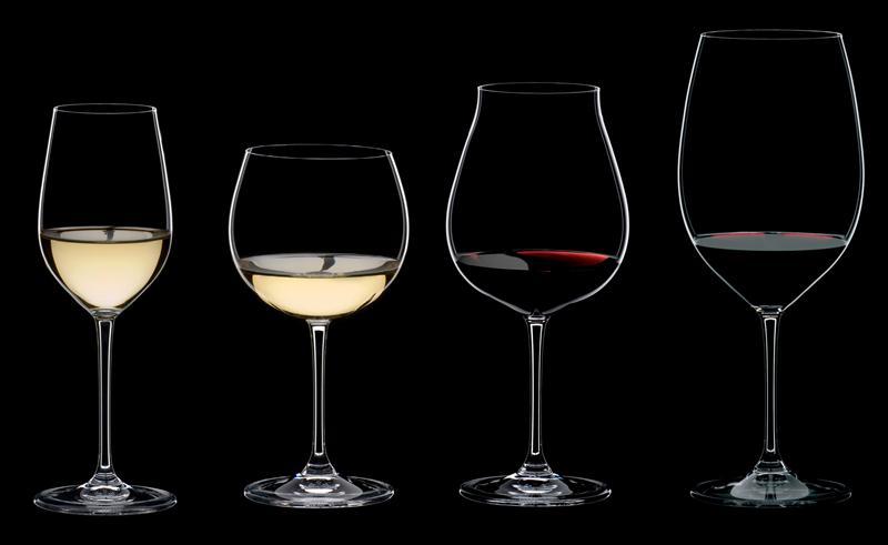Avek: aula sobre taças de vinho
