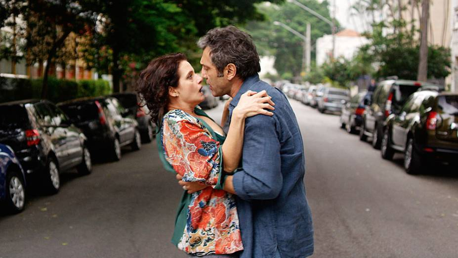 De Onde Eu Te Vejo: Denise Fraga e Domingos Montagner em encontros nas ruas de Higienópolis