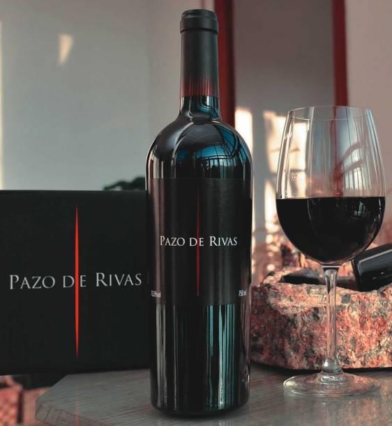 O tinto Pazo de Rivas 2008, vinho da casa do Baby Beef Rubaiyat: produzido por Belarmino Iglesias na região espanhola da Galícia