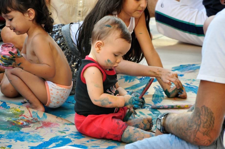 Tradicional no Rio de Janeiro, <em>Baguncinha </em>estreia em São Paulo, no Dia da Criança