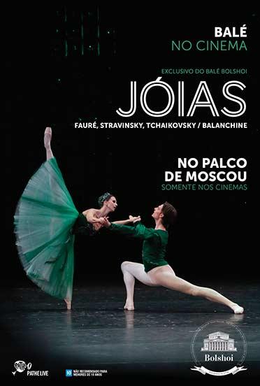 Ballet Bolshoi - Joias