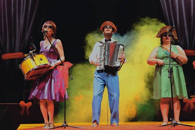 Grupo Banda Mirim