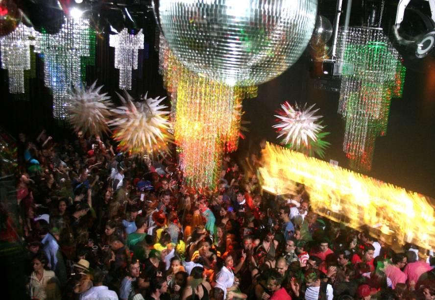 Bubu Lounge Disco: presença durante a semana na Parada Gay