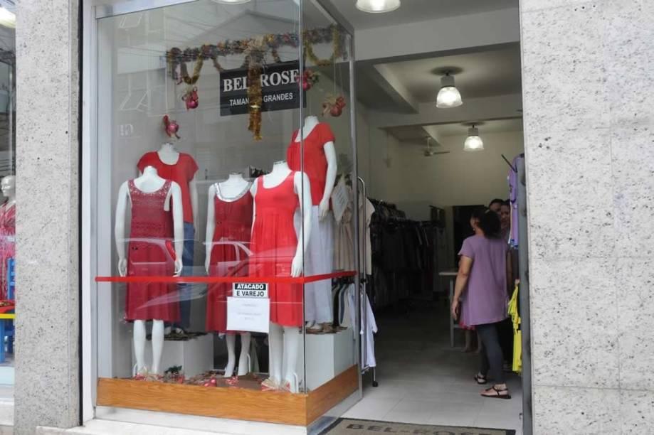 Bel-Rose: roupas estilosas para as mais cheinhas