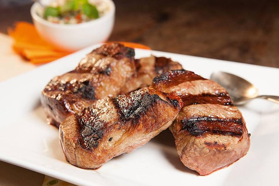 Baby beef: de segunda a sexta