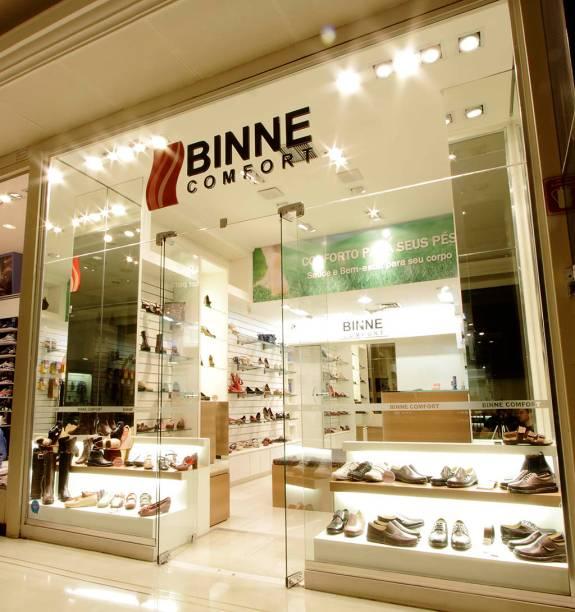 Binne Comfort: calçados masculinos e femininos