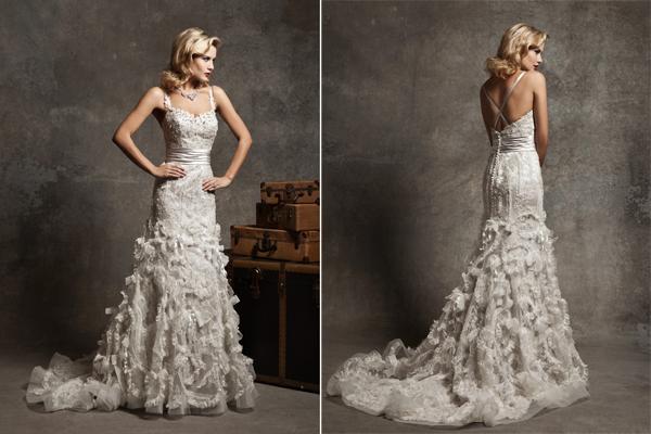 Black Tie – vestido de noiva
