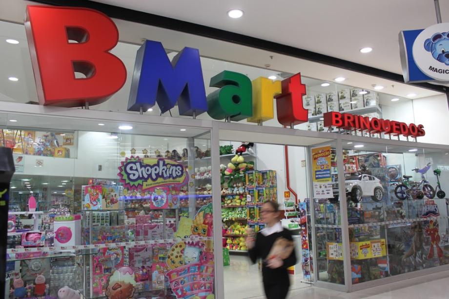BMart - Shopping Metrô Itaquera