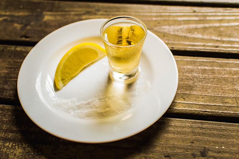 O minidrinque sem nome: para beber numa só golada