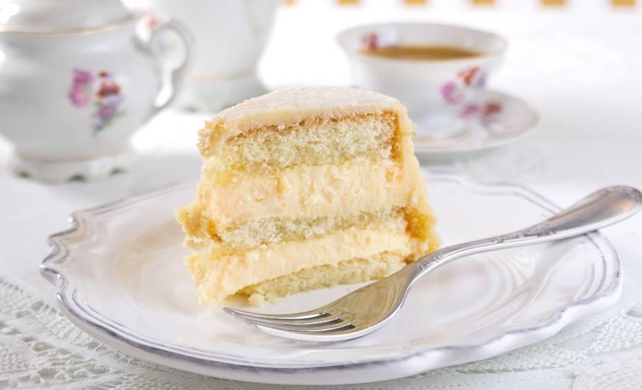 Bem-casado: montado como um bolo