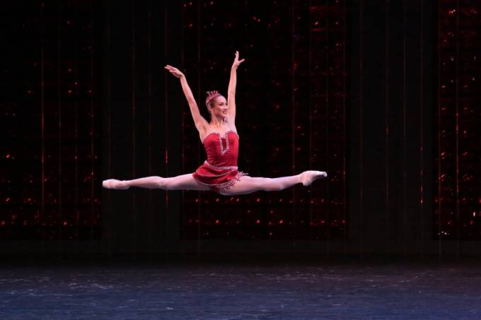 Ballet Bolshoi – Joias