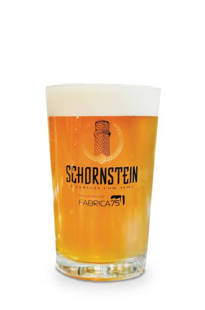 O chope Schornstein Pilsen: desce fácil