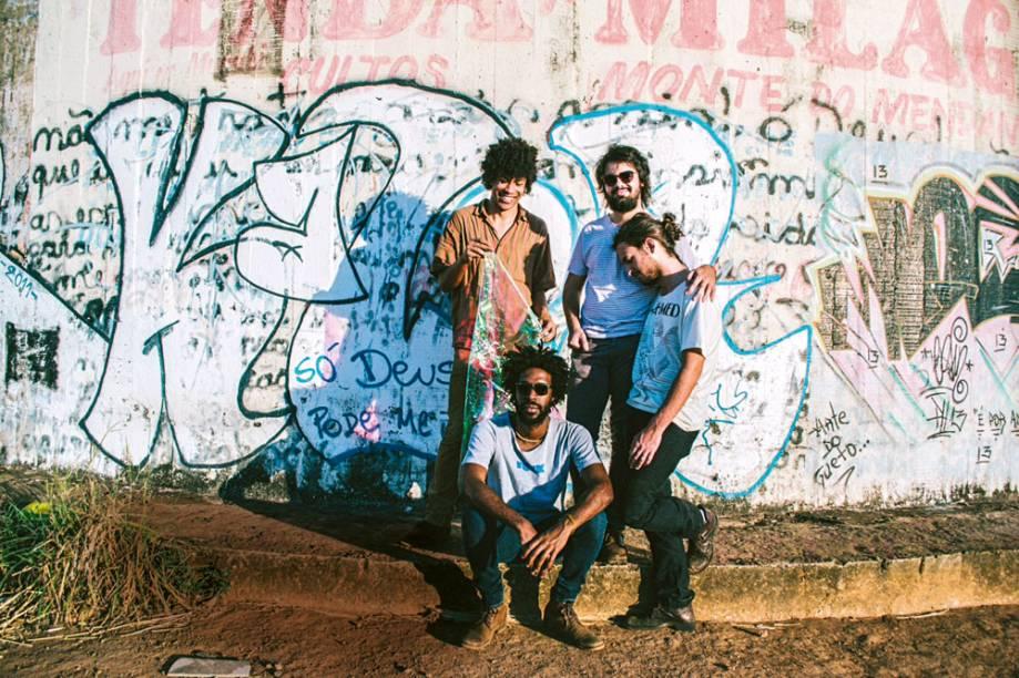 O quarteto goiano: rock experimental dos anos 70