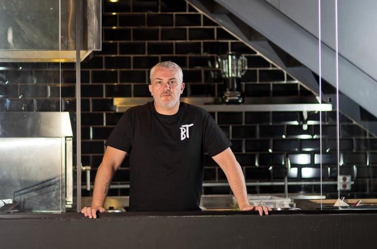 O chef Manuel Coelho