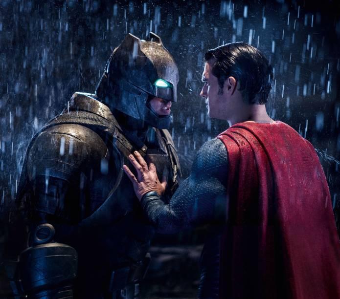Batman vs Superman - A Origem da Justiça: o Homem-Morcego encontra o Homem de Aço