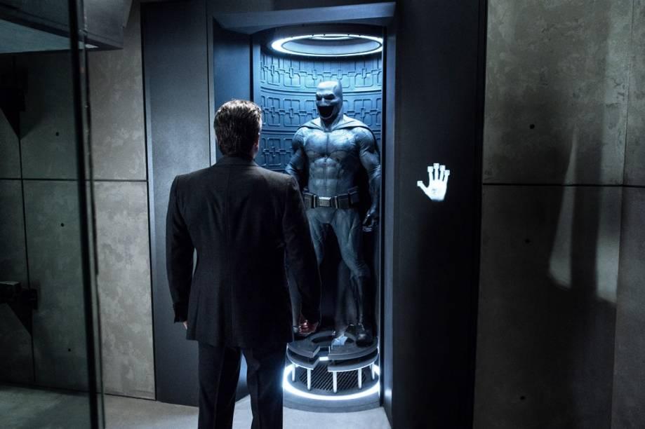 Batman vs Superman - A Origem da Justiça: Ben Affleck como Bruce Wayne