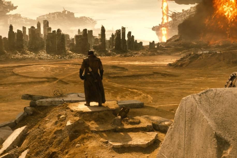 Batman vs Superman - A Origem da Justiça: a direção é de Zack Snyder