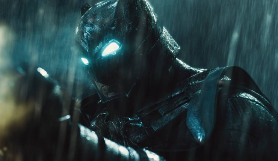 Batman vs Superman - A Origem da Justiça: Ben Affleck no papel de Batman