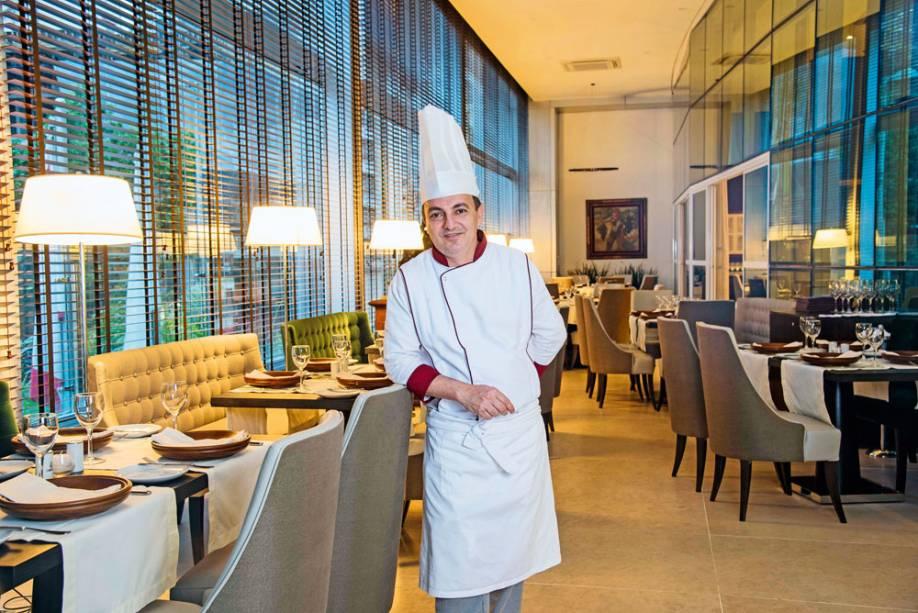 Chef Ednaldo Barreto Reis