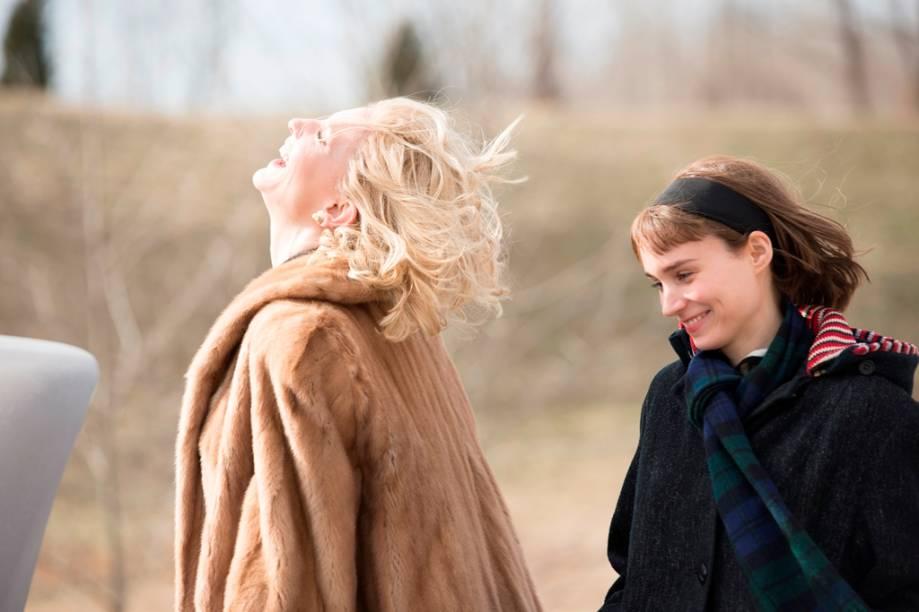 Carol: Cate Blanchett e Rooney Mara
