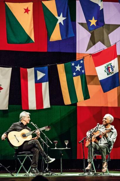 Caetano & Gil — Dois Amigos, Um Século de Música