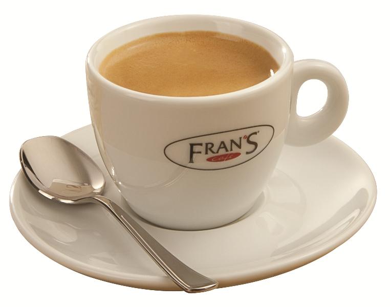 Café expresso do Frans Café