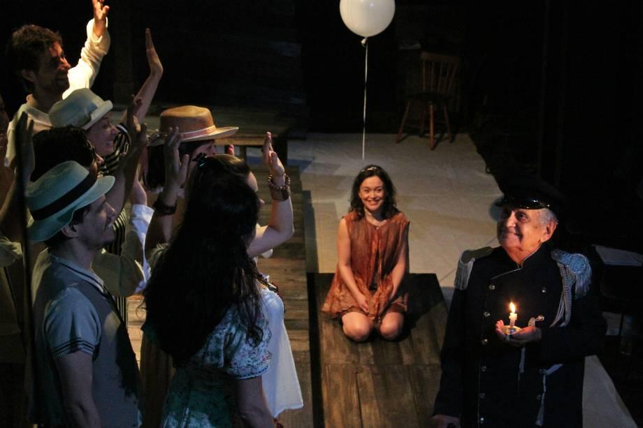 Drama enfoca três gerações de uma família moradora da Ilha Grande