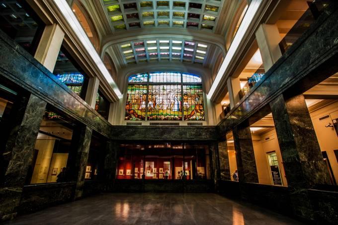 Caixa Cultural grande salão