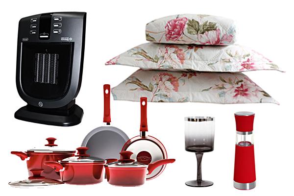 Camicado: UD, artigos para cama, mesa e banho, objetos de decoração e eletroportáteis